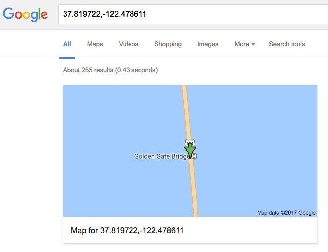 How to Enter Latitude and Longitude into Google Maps – BatchGeo Blog